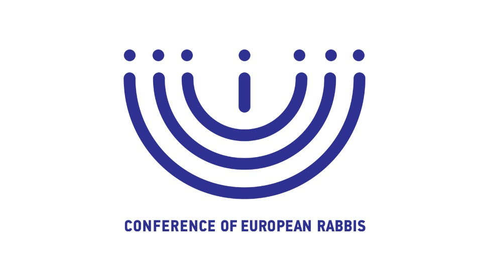 Conference of European Rabbis: Conference of European Rabbis: Логотип и фирменный стиль (1.1)